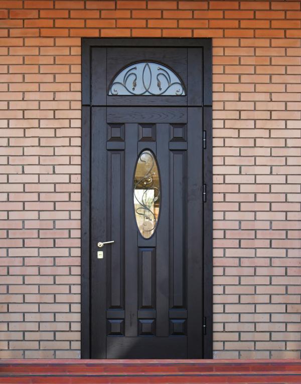 входные двери внешние на улицу